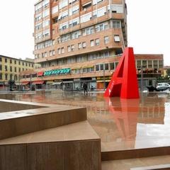 Riqualificazione Piazza Attias